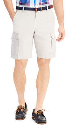 Chaps Big and Tall Cotton Cargo Shorts