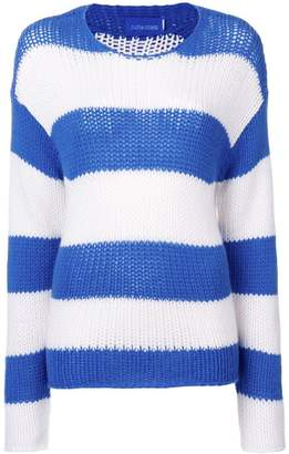 Zadig & Voltaire Zadig&Voltaire chunky knit striped jumper