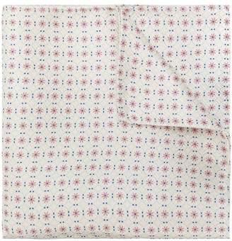 Pal Zileri floral print handkerchief
