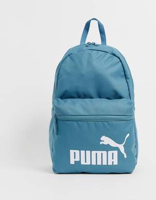 Puma Phase backpack in green