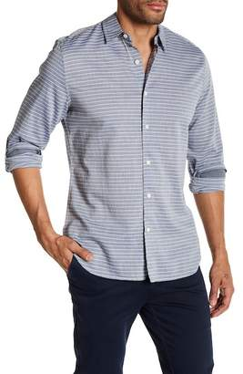 AG Jeans Standard Fit Casual Button Down Collar Shirt