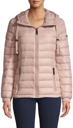 Calvin Klein Quilted Down Puffer Jacket