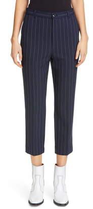 Ganni Stripe Suiting Pants