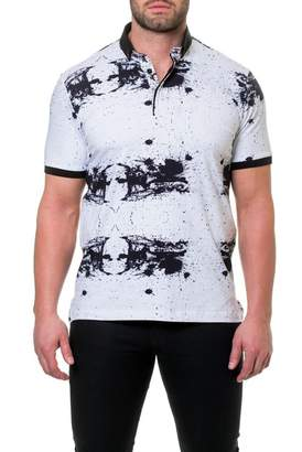 Maceoo Accident White Polo
