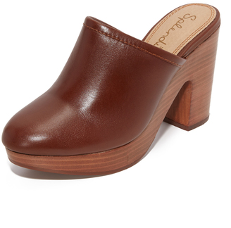 Splendid Gabby Clogs $168 thestylecure.com