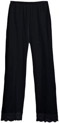 Cosabella Sonia Lace Hem Pajama Leggings