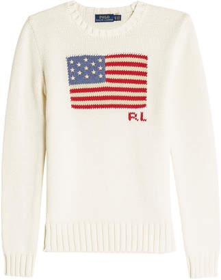 Polo Ralph Lauren Cotton Pullover