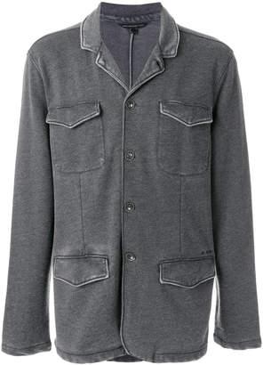 John Varvatos faded casual blazer