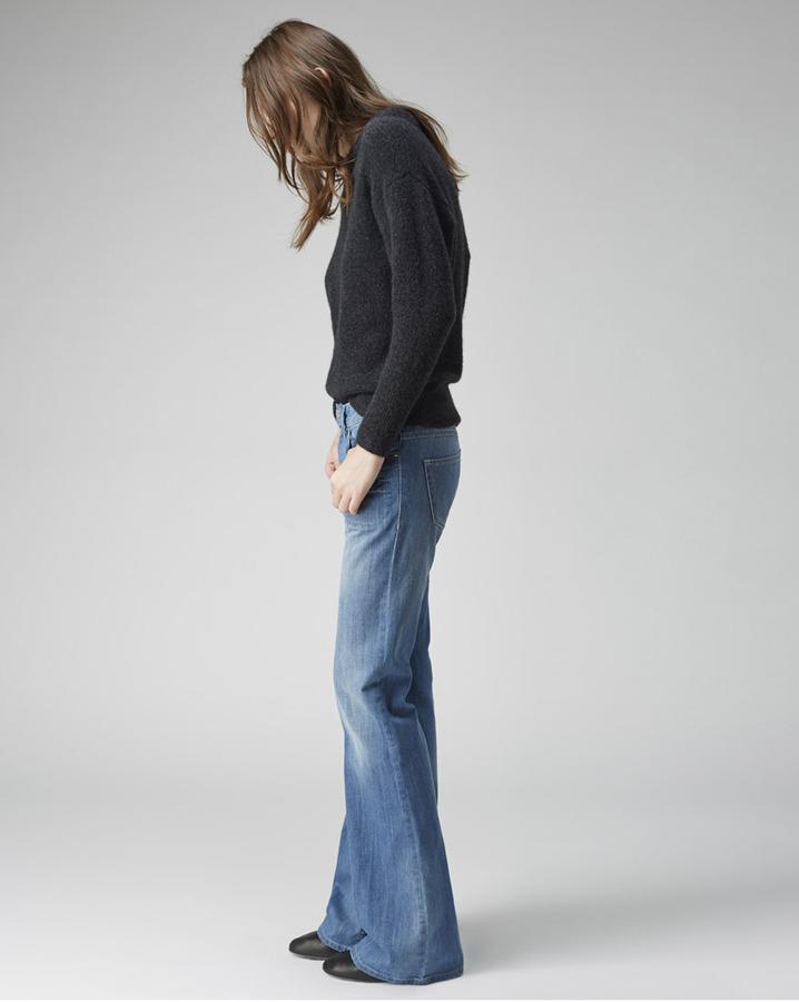 Etoile Isabel Marant karl flare jeans