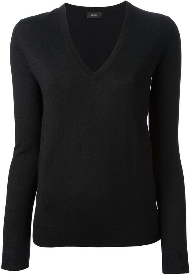Joseph Basic V-neck Sweater