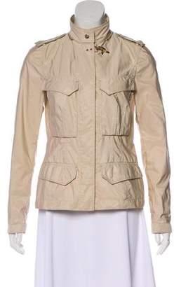 Fay Lightweight Cargo Jacket