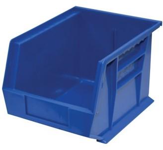 """StorageMax Storage Max Case of Stackable Blue Bins, 11"""" x 8"""" x 7"""" (6 bins)"""