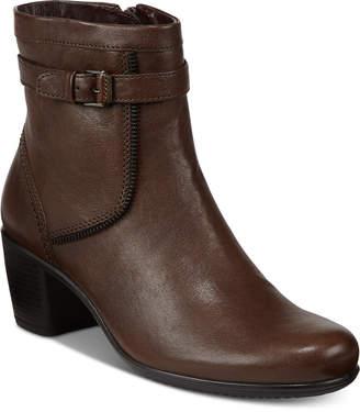 Ecco Women Touch 55 Booties Women Shoes