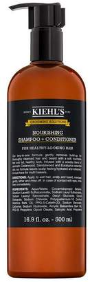 Kiehl's Healthy Hair Nourishing Shampoo And Conditioner 500Ml