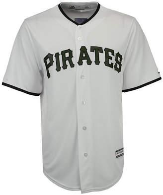 Majestic Men's Pittsburgh Pirates Usmc Cool Base Jersey