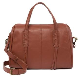 Lucky Brand Amber Leather Satchel