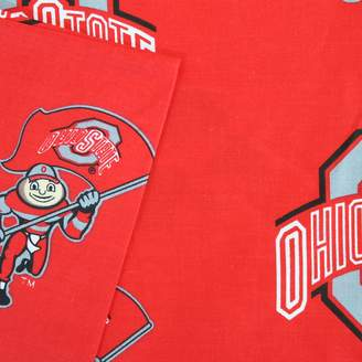 Ohio State Buckeyes Printed Sheet Set - King