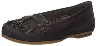 Hush Puppies Women's Naveen Robyn Loafers, (Brown), 43 EU