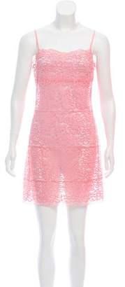 Natori Lace Slip Dress w/ Tags