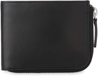 Whistles Leather Zip Around Wallet