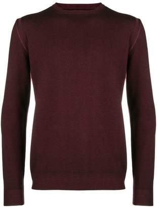 Frankie Morello crew neck jumper