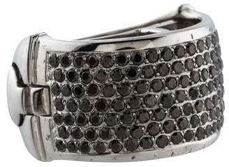 Ring 18K Diamond Interchangeable Jacket
