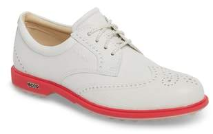 Ecco 'Tour' Hybrid Wingtip Golf Shoe
