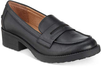 Bare Traps Oliva Slip-On Moccasins Women's Shoes $59 thestylecure.com