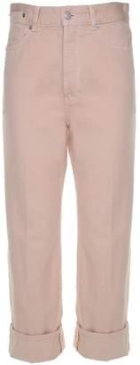 Dries Van Noten Pisco Cotton-denim Boyfriend Jeans