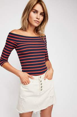 We The Free Iris Off-The-Shoulder Top