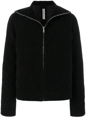 Rick Owens zipped short jacket
