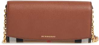Burberry Henley Wallet on a Chain
