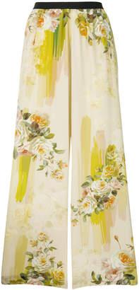 Antonio Marras floral print culottes