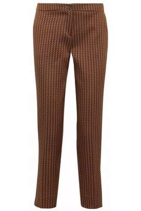 Etro Jacquard Tapered Pants