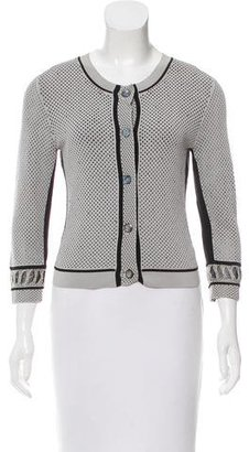 Rachel Roy Button-Up Cropped Cardigan $50 thestylecure.com