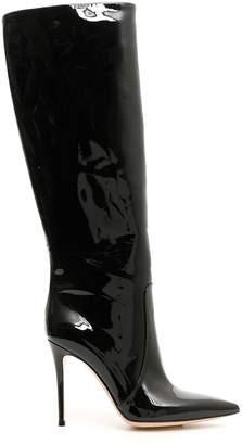 c13008da6c06 Gianvito Rossi Patent Boots - ShopStyle