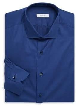 Boglioli Slim-Fit Cotton Dress Shirt