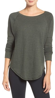 Women's Under Armour Long Sleeve Knit Tee $44.99 thestylecure.com
