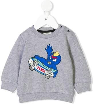 Fendi Monster sweatshirt