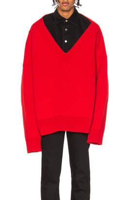 Raf Simons Classic Oversized Sweater