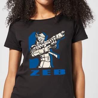 Star Wars Rebels Zeb Women's T-Shirt