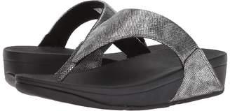 FitFlop Lulu Toe-Thong Sandal Women's Sandals