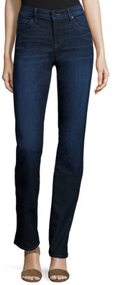 CJ by Cookie Johnson Faith Straight-Leg Jeans, Luther $175 thestylecure.com