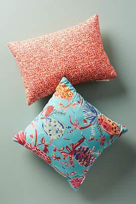 Anthropologie Topanga Indoor/Outdoor Pillow