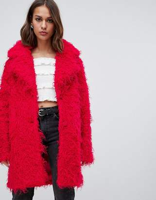Minimum teddy bear coat