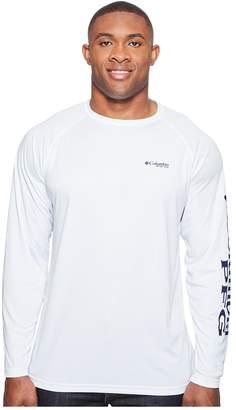 Columbia Big Tall Terminal Tackletm L/S Shirt Men's Long Sleeve Pullover