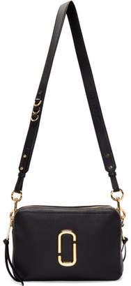 Marc Jacobs Black Softshot 27 Bag