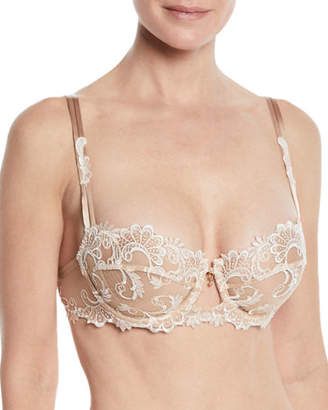 Lise Charmel Dressing Floral Demi-Cup Bra