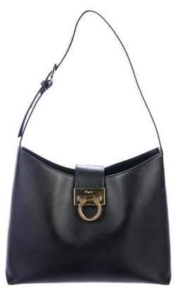 Salvatore Ferragamo Vintage Leather Hobo