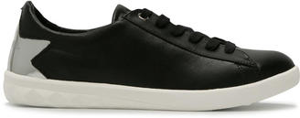 Diesel classic lace-up sneakers $133.04 thestylecure.com